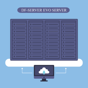 REQUISITOS HARDWARE Y SOFTWARE PARA LA INSTALACIÓN DE  DF-SERVER EVO Server