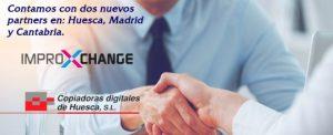 Nuevos partners en Huesca, Madrid y Cantabria.