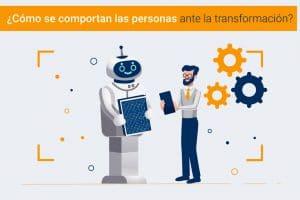 Las personas y la tecnología en la transformación digital