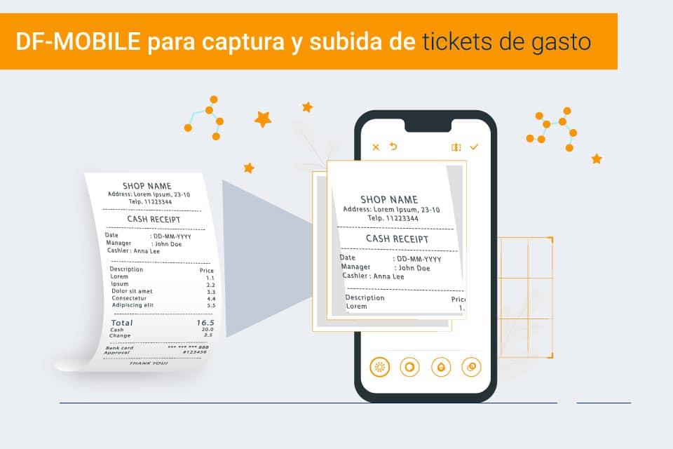 Herramienta que facilita la pre-contabilidad de los tickets de gasto