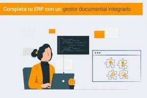 Integración del ERP con un gestor documental