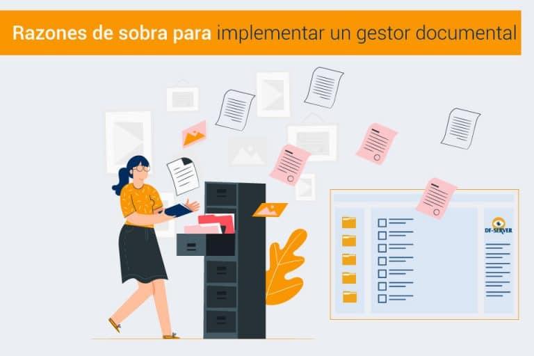 7 razones para implementar un sistema de gestión documental
