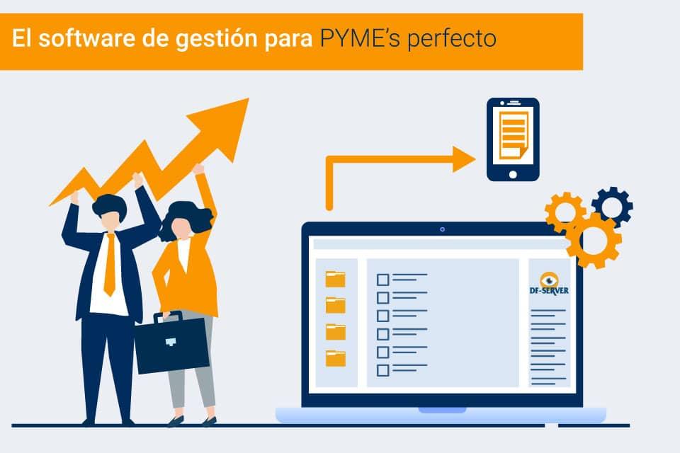 En este momento estás viendo ¿Qué nos puede ofrecer un software de gestión documental para PYME's?