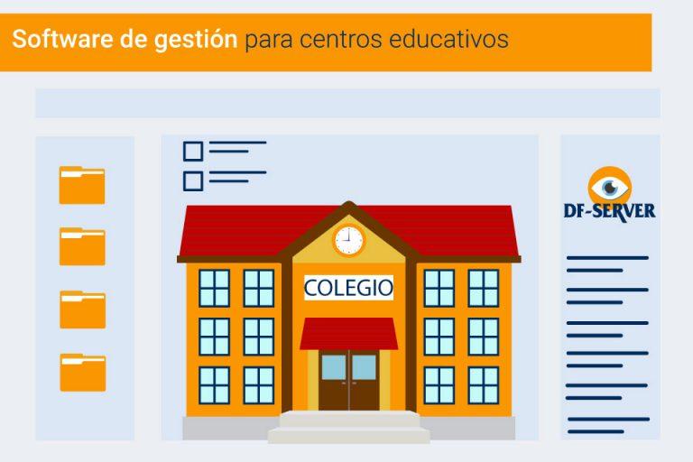 ¿Un software para centros educativos mejora la productividad?
