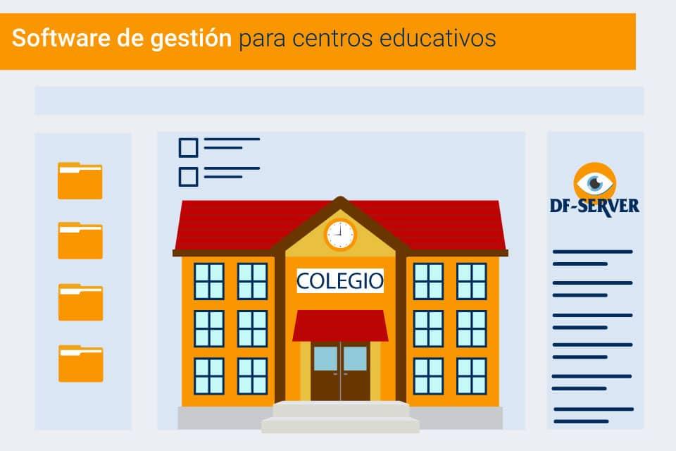 Software para centros educativos