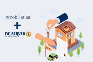 DF-SERVER es un software de gestión inmobiliaria