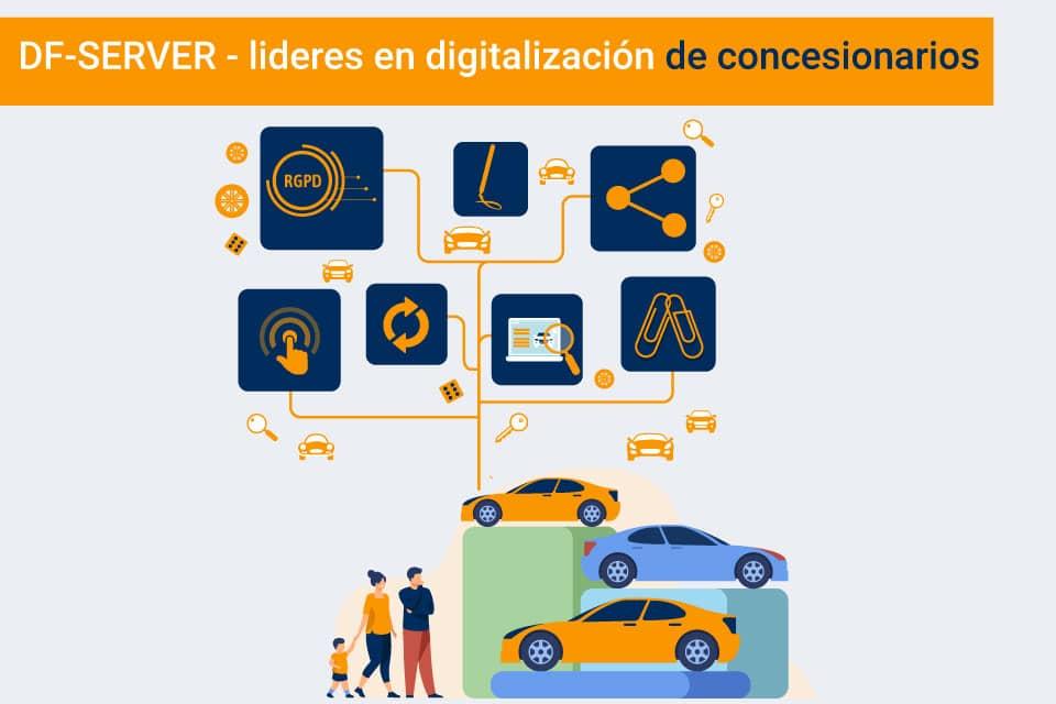 Digitalización de concesionarios y talleres oficiales