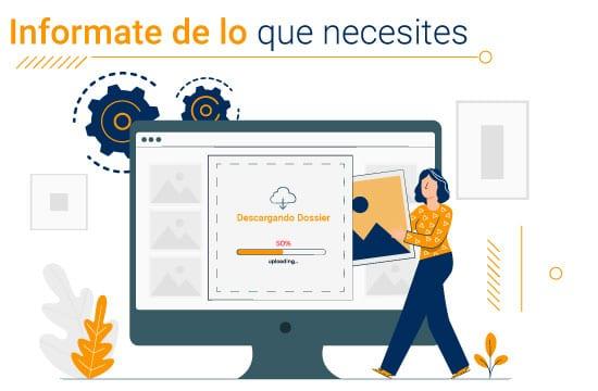 Información sobre digitalización de empresas