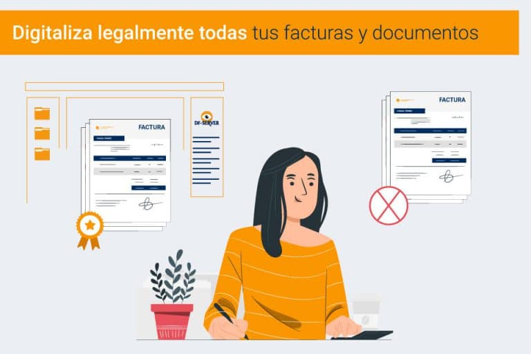 Software homologado para la digitalización certificada de documentos