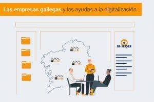 Digitalización de las empresas gallegas