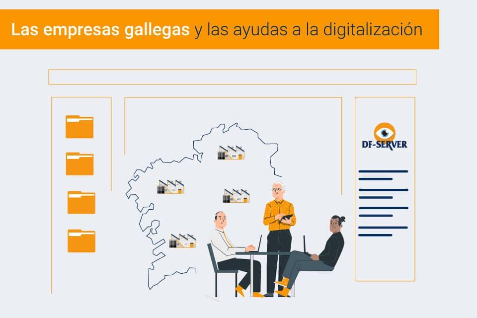 Digitalización de las empresas gallegas para este año 2021