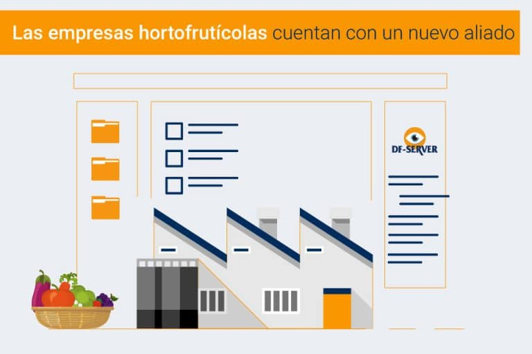 DF-SERVER software especializado en empresas hortofrutícolas