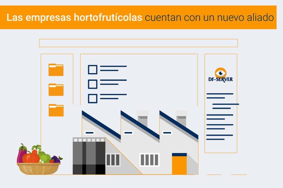 DF-SERVER software especializado en empresas hortofrutícolas