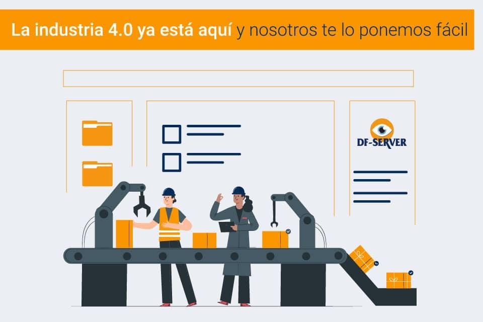 Software de gestión industrial | Automatiza los procesos de tu empresa