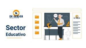 Portada digitalización del sector sector educativo