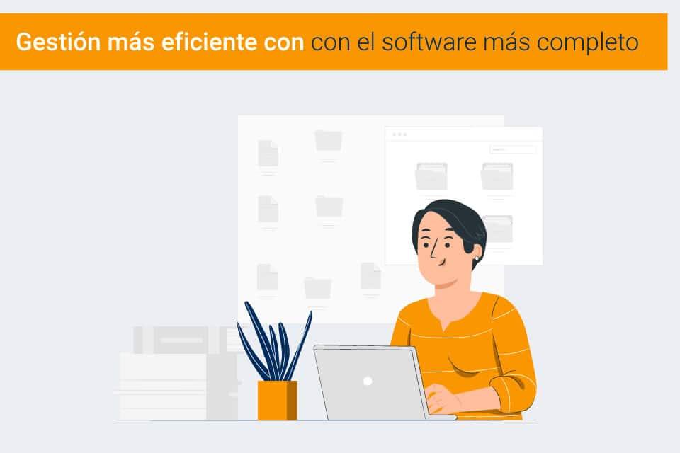 Software para gestorías administrativas y optimización de procesos