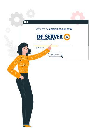 Tablet Tú decides si aceptas el cambio DF-SERVER