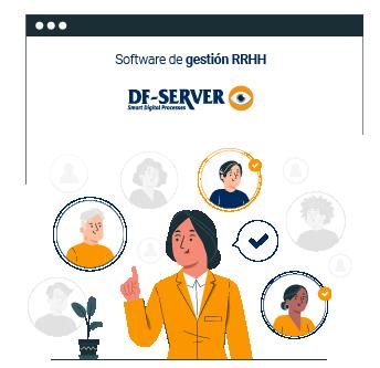 Programa de gestión hotelera para digitalizar el departamento de recursos humanos