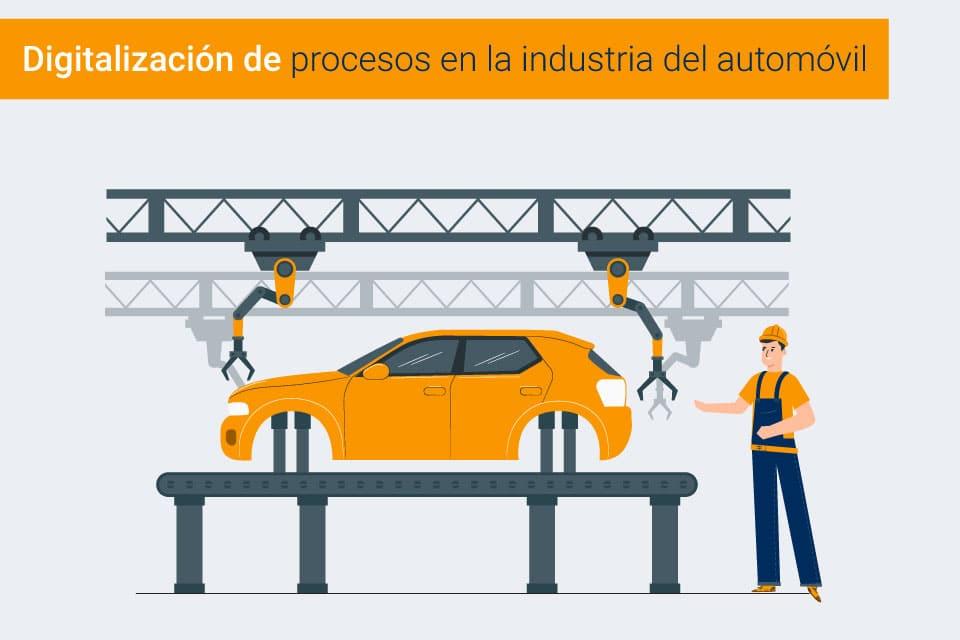 Digitalización en la industria del automóvil | Tendencia para el 2021