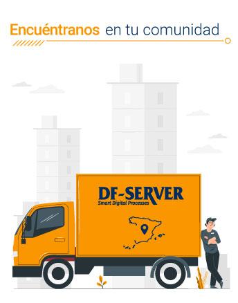 Tablet Distribuidor Software de gestión documental en toda España