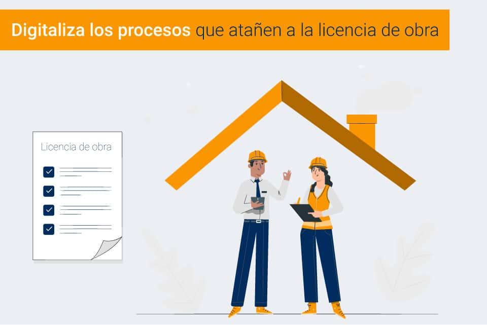 En este momento estás viendo Administración digital de las licencias de obra en los ayuntamientos